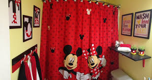 Mickey Mouse Decorative Bath Collection by Mickey Mouse Non Slip Bathtub Mat Bath Collection Bathroom Set