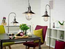 Industrial Urban Style With Cage Available As A Single Pendant Wall Light Table