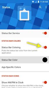 Give Your Status Bar Stock Android's Material Design Icons ... How To Show Androids Battery Percentage In The Menu Bar Use Ios Settings On Iphone And Ipad Guide For 11 Quicktype Keyboard Imore Android Apps Make Nofications More Interesting Give Your Status Stock Material Design Icons 7 Review Type Trademark Copyright Symbols Mimic Iphones The Guidelines Ivo Mynttinen User Interface Designer 25 Honor 5x Tips Tricks Symbols Top Bar Youtube