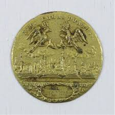 siege liberation poland 1683 medallion the siege and liberation of vienna