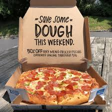 You Can Get 50% Off Pizzas At All Dominos Stores In Canada ...