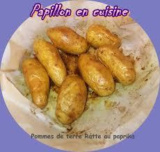 cuisiner des pommes de terre ratte recette pommes de terre ratte au paprika cuisson au four