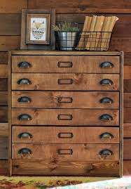 Apothecary cabinet from RAST chest of drawers IKEA Hackers