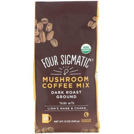 Four Sigmatic Mushroom Coffee Mix - Dark Roast