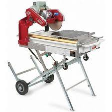 Imer Tile Saw Combi 200 by Industrial Masonry U0026 Tile Saws Ebay