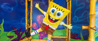 meet spongebob squarepants universal studios florida