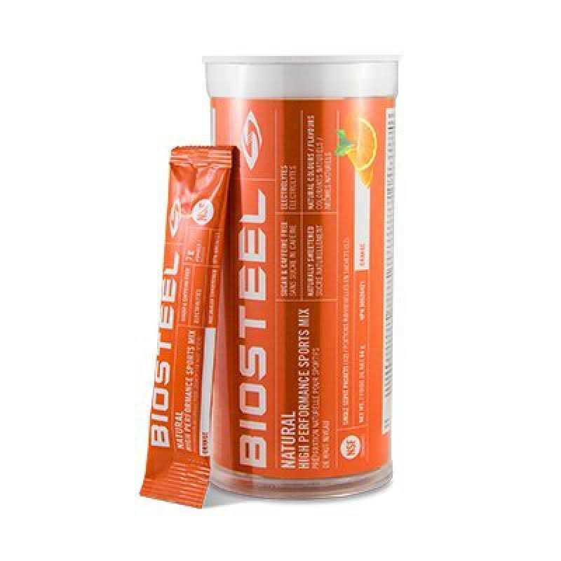 BioSteel Orange High Performance Sports Drink Mix - 14 x 6.25g