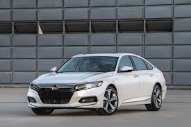 2018 Honda Accord Revealed Is the Accord s New Look Its Best Ever