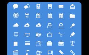 The Top 50 Web Development Icon Sets  Website Designing  Om Net