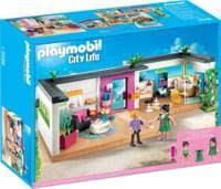 playmobil 5584 city wohnzimmer modernes wohnen luxusvilla