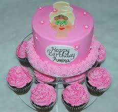 Taras Cupcakes Spa Theme Party