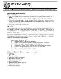 New Useful Resume Objective Examples For Graduate School About