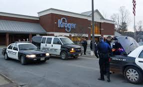 Man banned from Charlottesville Kroger after entering with loaded