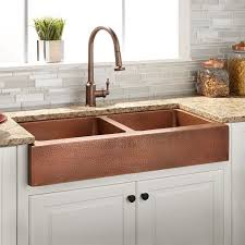 36 Double Faucet Trough Sink by Rectangle Double Bowl Sink Signature Hardware