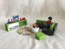 playmobil wohnzimmer der luxusvilla zu verkaufen