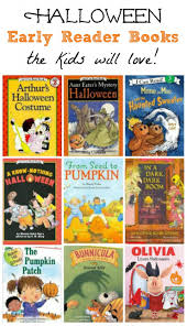Best Halloween Picture Books by Tips For Teaching Kids To Read And Early Reader Books For The