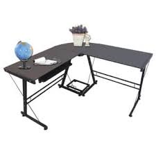 Tempered Glass Computer Desk by Tempered Glass Desks U0026 Computer Tables For Less Overstock Com
