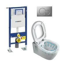 monter un toilette suspendu pack wc complet suspendu bâti support geberit achat vente wc