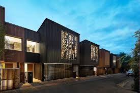 100 Contemporary Townhouse Design Heritage Setting With Contemporary Sustainable Design