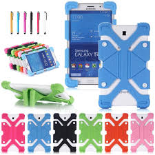 New Shockproof Silicone Stand Case For Barnes & Noble NOOK 7