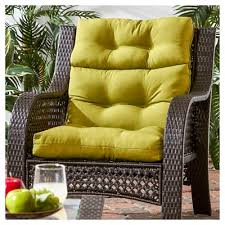 Grand Resort Outdoor Furniture Replacement Cushions by Outdoor One Piece Seat And Back Cushion Outdoor Cushions Target