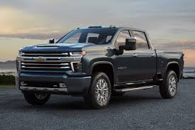 Chevy Introduces Details Of 2020 Silverado HD High Country