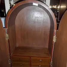 1940s deco cocktail bar cabinet storage toronto antique
