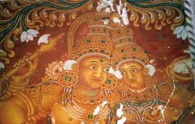 Famous Kerala Mural Artists by Most Exquisite Mural Painting Sites Of India Ethicalpost