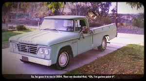 1962 DODGE D100 Pick-up - YouTube 1962 Dodge D100 Pickup Youtube Dodge Sweptline Series 1 Americian Lafrance Tired Fire Truck Flickr Dart 330 Stock Photo 54664962 Alamy Dcm Classics On Twitter Visit Our Truck Project Whiskey Bent Tim Molzens Crew Cab Slamd Mag Lcf Series Wikipedia Pickup Of The Year Late Finalist 2015 Resurrection 2017 Nsra Street Rod
