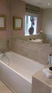 Bathroom Tile Colour Schemes by Bathroom Mink And Pink Colour Scheme Bellway Homes The Oakwood