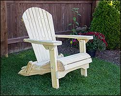 Living Accents Folding Adirondack Chair White by Outdoor Wood Adirondack Chairs Fifthroom Com