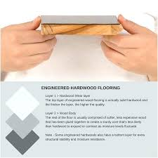 Engineered Wood Flooring Thickness Minimum Recommended T