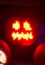 Minecraft Growing Pumpkins by Pop Culture Pumpkins Free Stencils For All Ages Printables