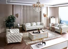 italienische luxus möbel wohnzimmer sitz 3 2 1 sofagarnitur möbel sofa neu