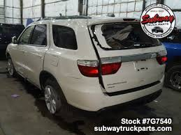 Used Parts 2012 Dodge Durango 5.7L AWD | Subway Truck Parts, Inc ... 19972003 Dodge Durango Front Base Bumper Iron Bull Bumpers New And Used Toyota Tacoma In Co Autocom 2000 Undcover Els For Gta 4 Lifted 1999 4x4 Suv For Sale 35529a 2016 News Reviews Picture Galleries Videos Mannie Fresh White 2012 With Gianelle Yerevan Wheels Montague Mi Lakeshore Chrysler Jeep Dualcenter Exterior Stripes Are Tailored To Emphasize The 42009 Preowned Truck Trend Accsories At Motor Company Serving Farmington