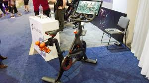 Peloton's Interesting Indoor Cycling Bike Platform | DC ...