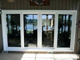 Interior Patio Doors Glass Door Great How To Install Patio Door