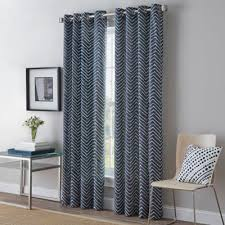 Sound Deadening Curtains Bed Bath And Beyond by Buy Indigo Curtains From Bed Bath U0026 Beyond