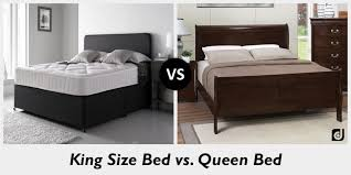 Difference between King Size and Queen Bed