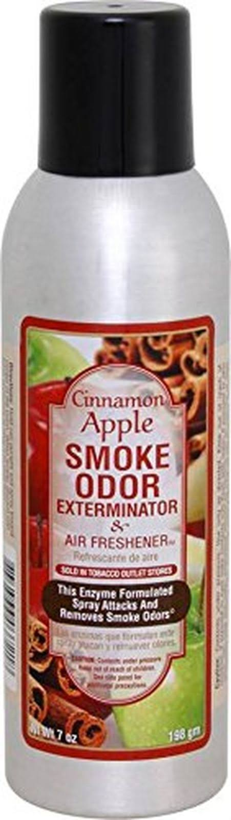 Smoke Odor Exterminator Spray - 7oz, Cinnamon Apple