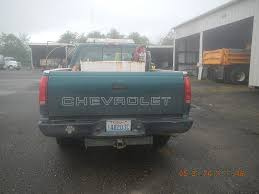 100 1998 Chevy Truck PACIFIC