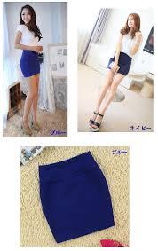 plus nao rakuten global market tight skirt miniskirt short
