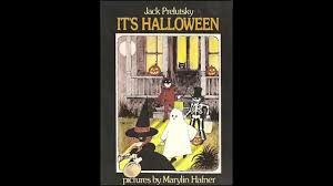 Childrens Halloween Books From The 90s by It U0027s Halloween Read By Jack Prelutsky Youtube
