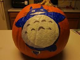 Totoro Pumpkin Carving Ideas by Moomin Light My Halloween Pumpkin