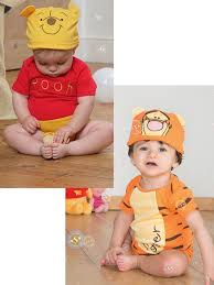 Disney Baby Winnie The Pooh by Disney Baby Winnie The Pooh Bodysuit Hood Toddler Fancy