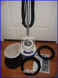 Used Oreck Floor Scrubber by Oreck Xl Orbiter Floor Scrubber Polisher Buffer Sanding Carpet