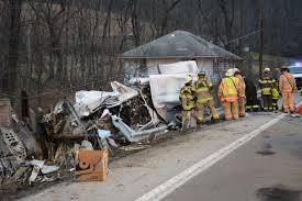 100 Big Truck Wrecks Driver Killed In US 220 Crash Local News Timesnewscom