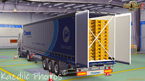 100 Gta 5 Trucks And Trailers Krone Trailer Open By Kazdiic Download Simulator Mods ETS2 ATS