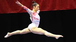 Aly Raisman Floor Routine Olympics 2016 by Now 22 Aly Raisman Set To Make Another Run At Gold Sports On Earth