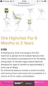 Baby High Chair Ickle Bubba In Bradford For £60.00 For Sale ... Futuristic Nap Pods Get Upgraded With Sleepy Sounds But Do Office Chair Spchdntt 04h Supreme Fniture Salon Highres Stock Photo Getty Images The Best Gaming Chairs 2019 Pc Gamer 25 Best Man Cave Chairs 3d Cubes X Sling By Creativebd Delphi Leather Desk Chair Products Upholstered High Y Baby Bargains Executive Dbk Orren Ellis Ondina Ding Wayfair Stylish Easytoclean Kitchn Office You Can Buy Business Insider
